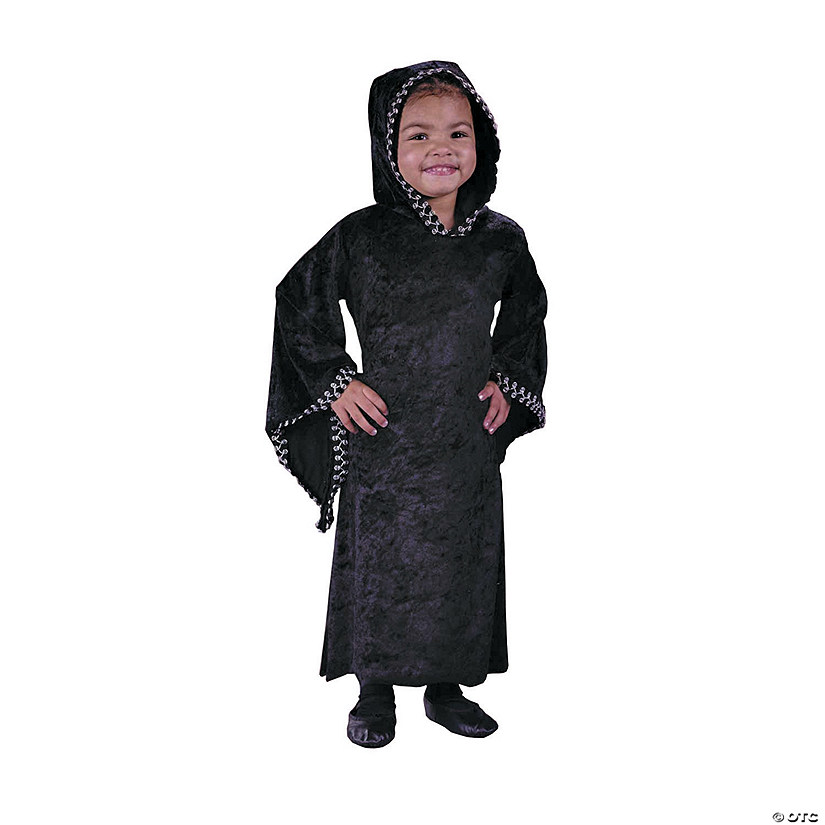 Toddler Girl's Countessa Robe Costume