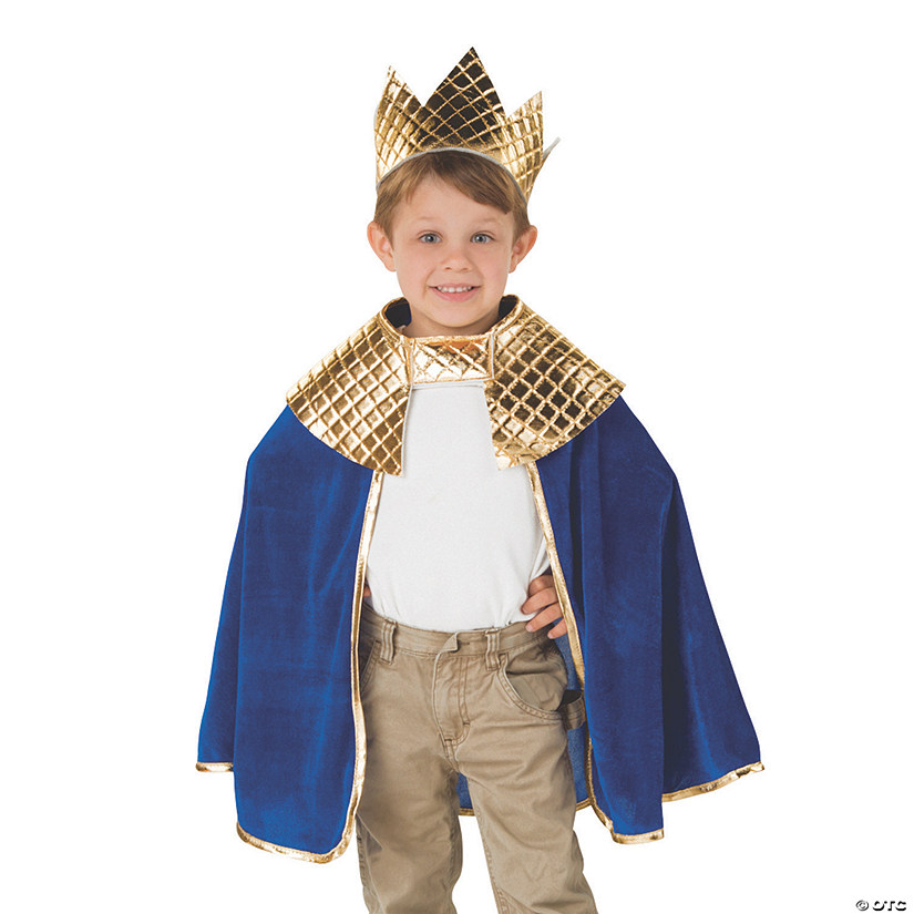 Toddler's Blue Wise Men Costume