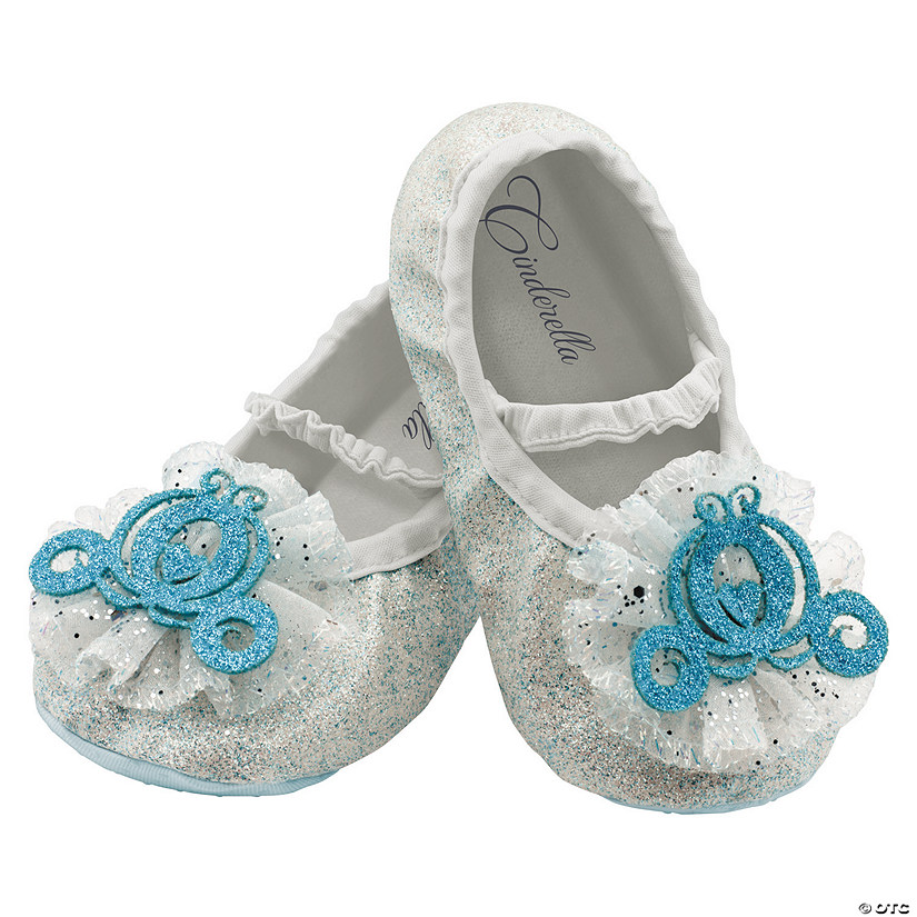 Toddler's Cinderella Slippers