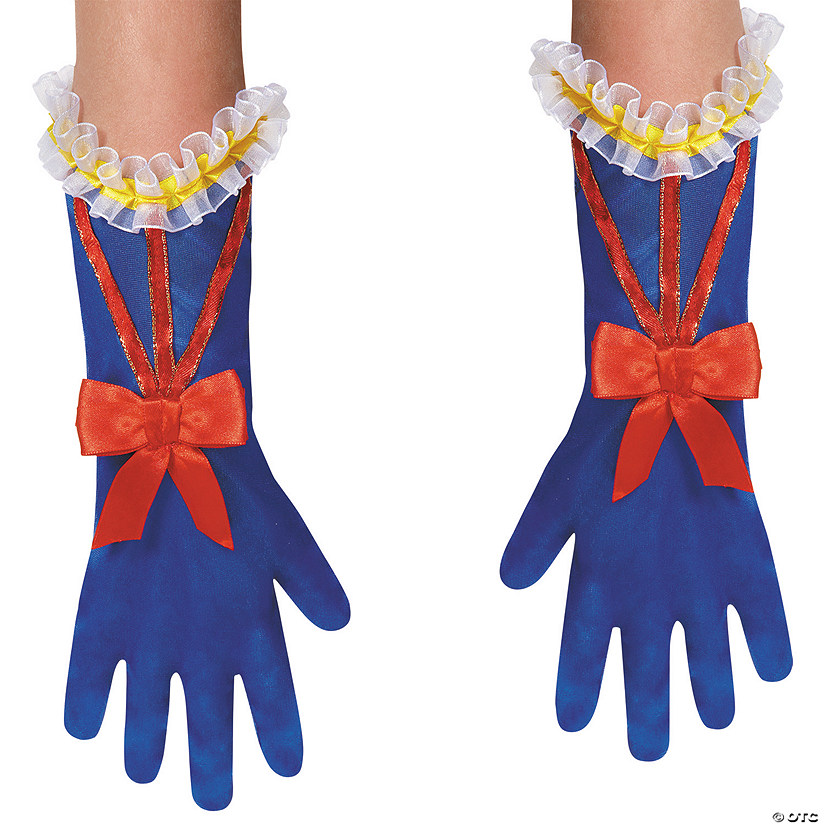 Toddlers' Snow White Gloves