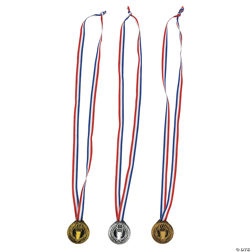 Torch Award Medals