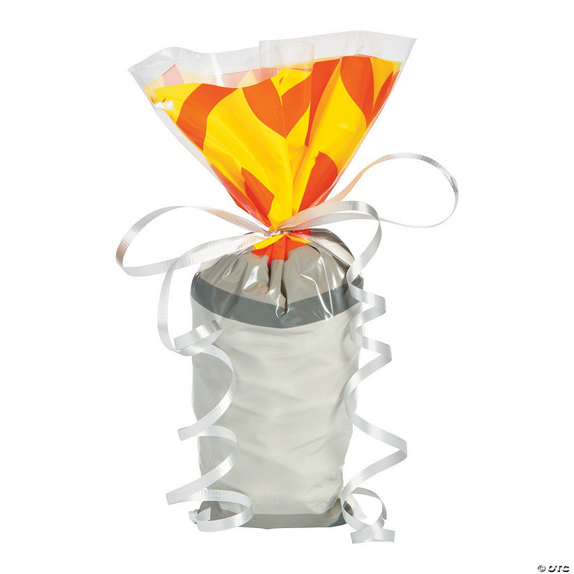 Torch-Shaped Cellophane Bags