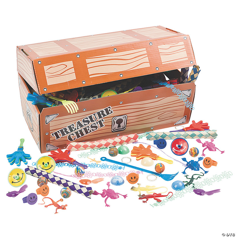 Toy Treasure Chest Beach : Treasure chest toy assortment discontinued