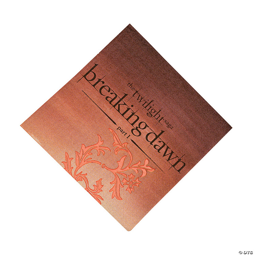 Twilight Breaking Dawn Luncheon Napkins