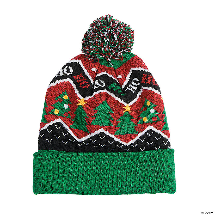 Ugly Sweater Stocking Hat