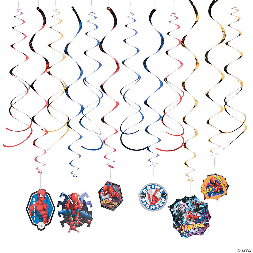 Ultimate Spider-Man™ Hanging Swirls Value Pack