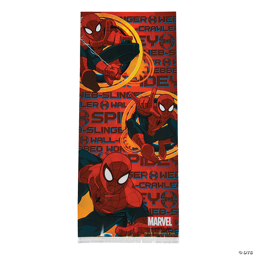 Ultimate Spiderman Goody Bags