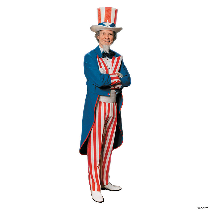 Uncle Sam Cardboard Stand-Up