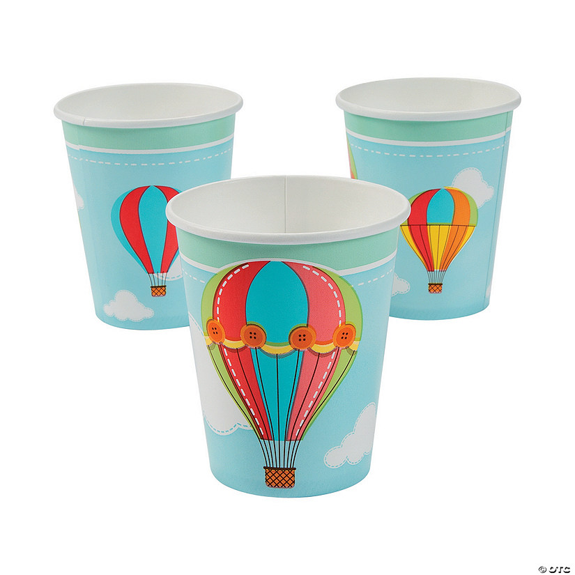 Up & Away Paper Cups