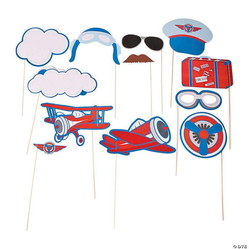Up & Away Photo Stick Props