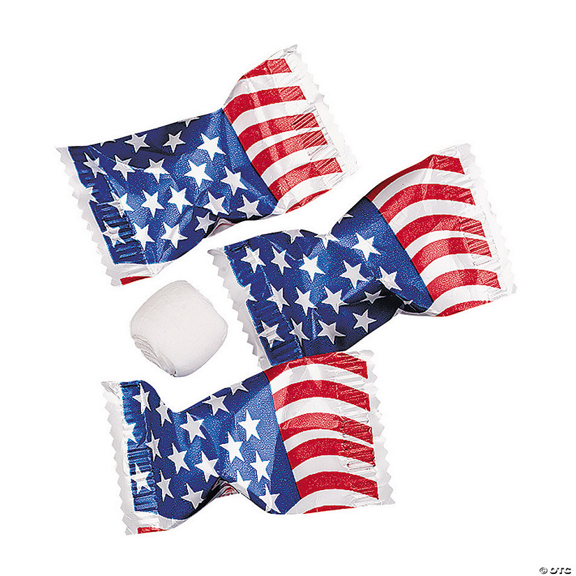 USA Flag Buttermints