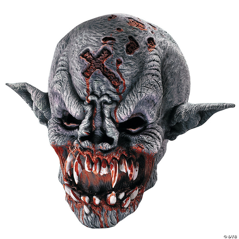 Vampire Demon Mask