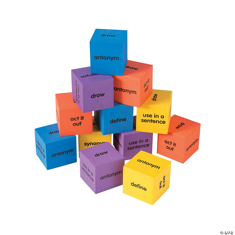 Vocabulary Dice