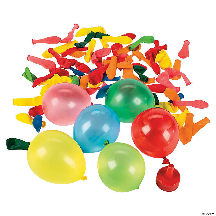 Water Balloon Bombs