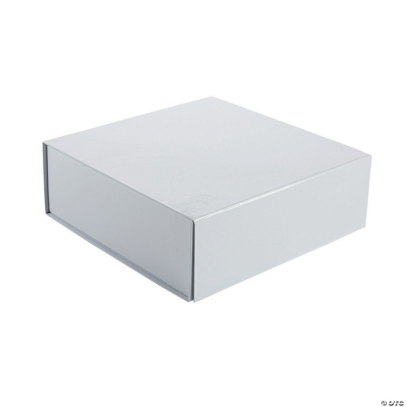 White Square Gift Boxes