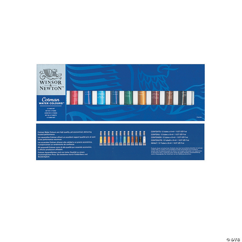 Winsor & Newton Cotman Water Colour Set