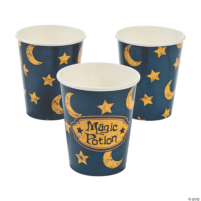 Wizard Realm Cups