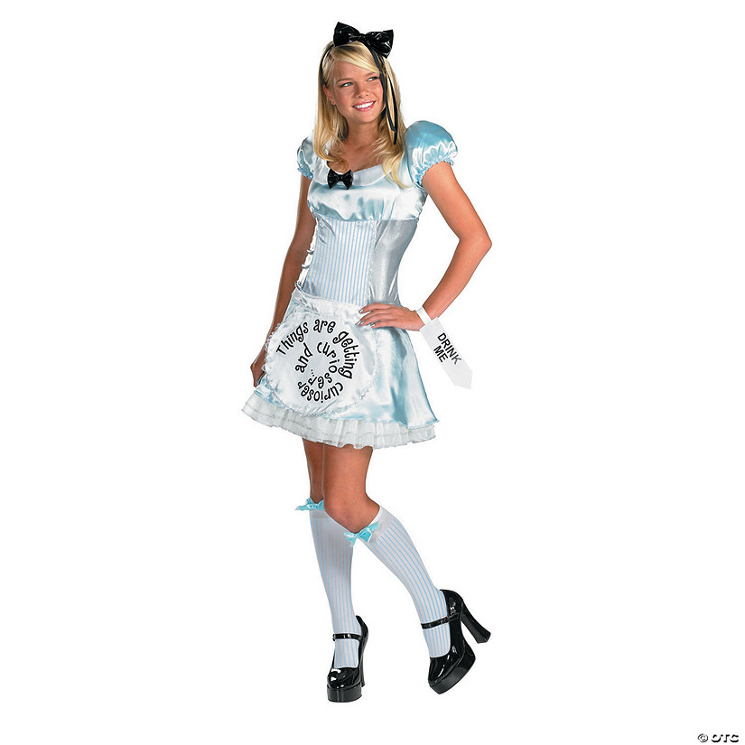 Women's Alice in Wonderland™ Drink Me Alice Costume