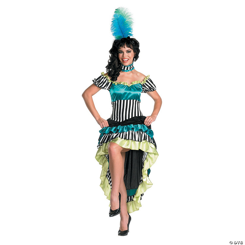 Women's Can-Can Cutie Costume