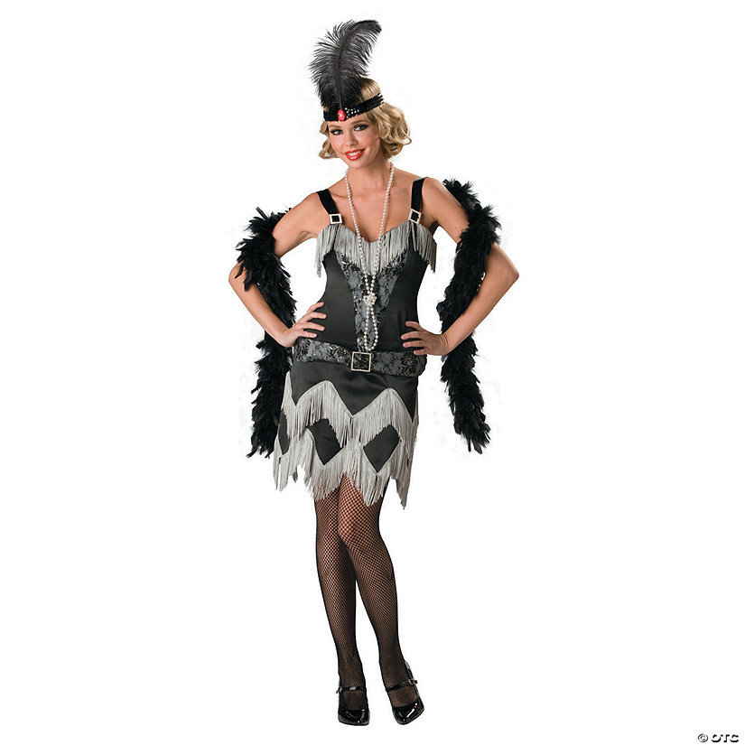 Women's Charleston Cutie Flapper Costume