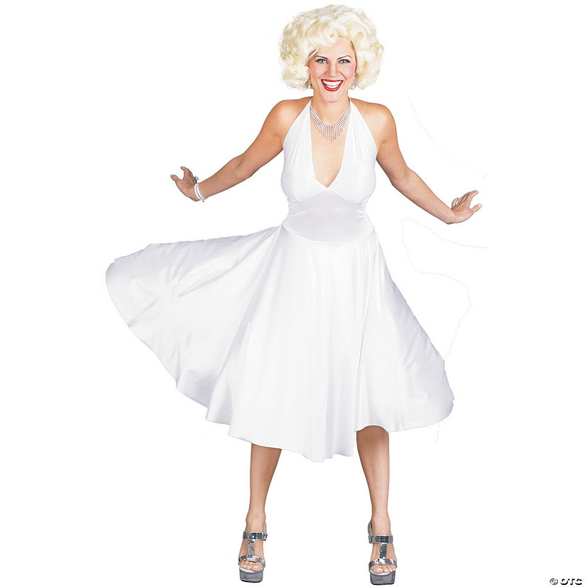 Women's Deluxe Marilyn Monroe Costume