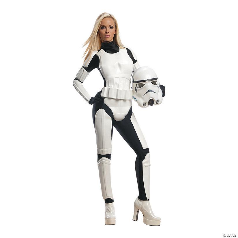 Women's Deluxe Star Wars™ Stormtrooper Costume
