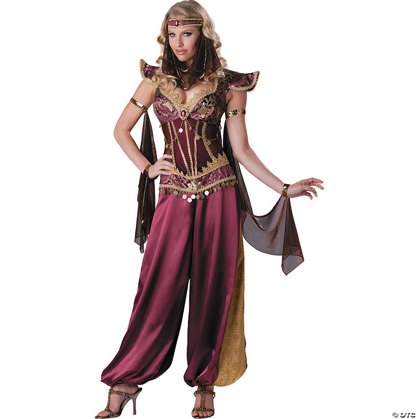 Women's Desert Jewel Costume