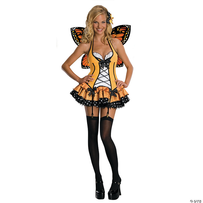 Women's Fantasy Butterfly Costume