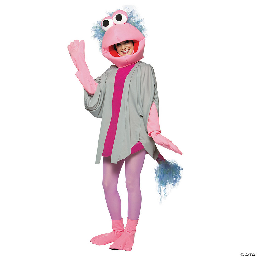 Women's Fraggle Rock™ Mokey Costume