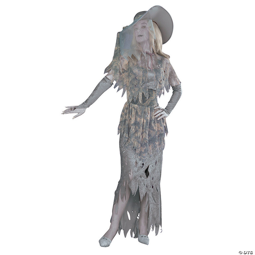 Women's Ghostly Gal Costume