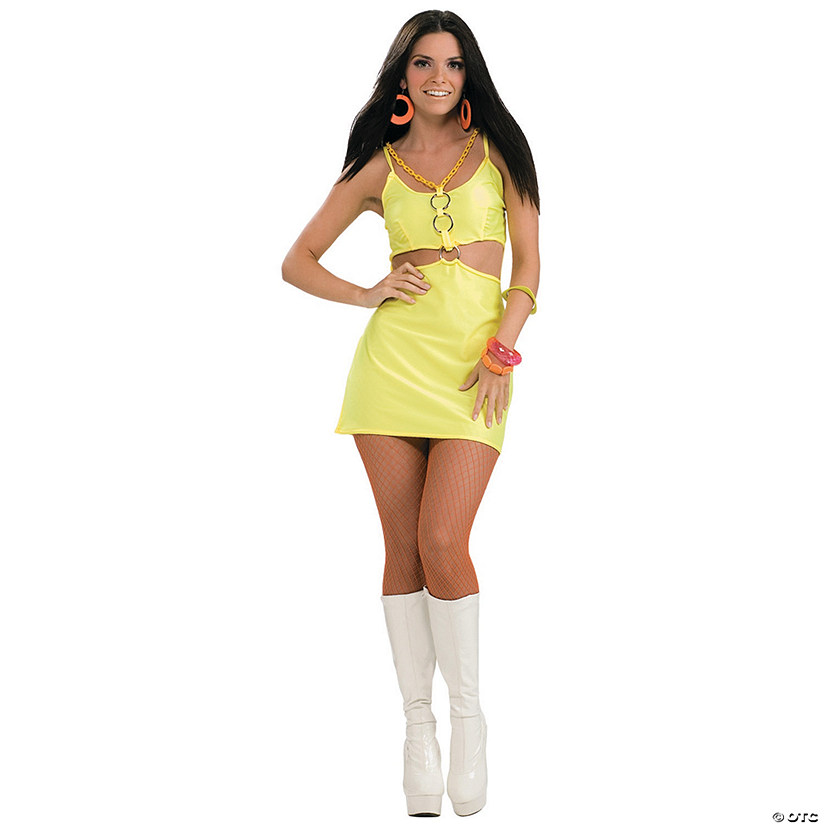 Women's Holly Go Brightly 60s Costume