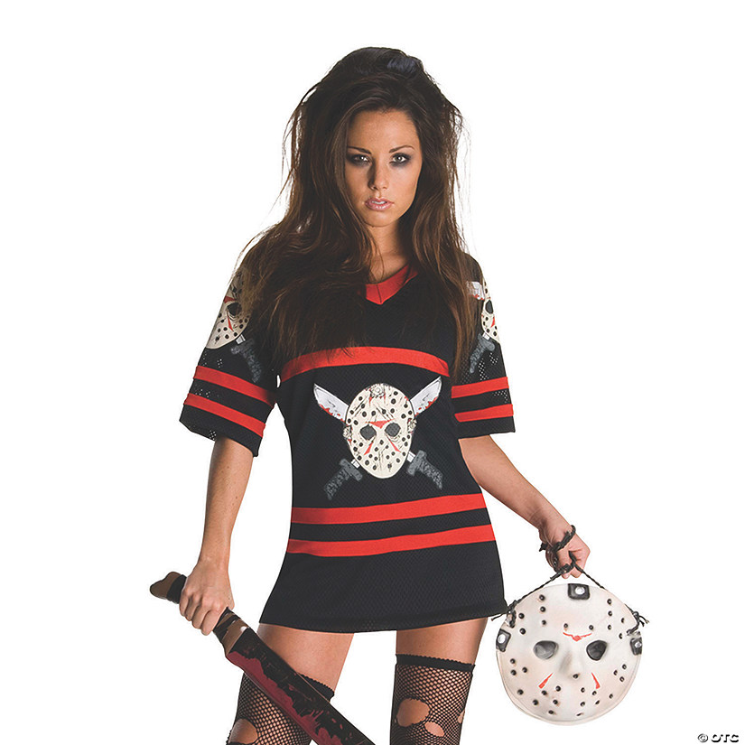 Women's Miss Voorhees Costume