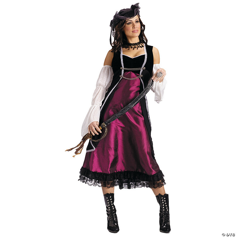 Women's Princess Pirate Costume