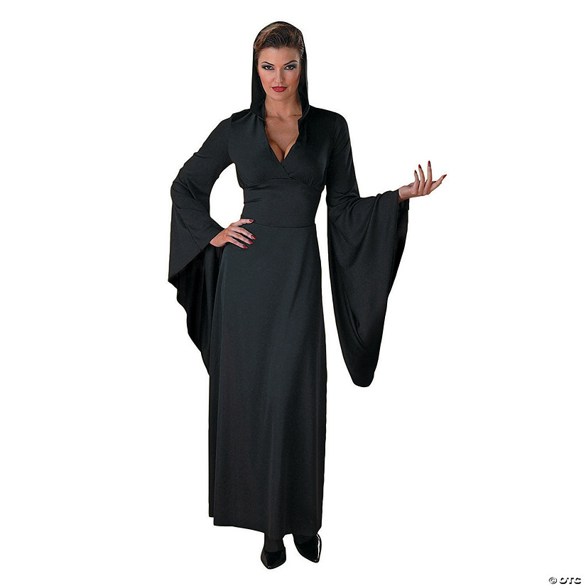 Women's Sexy Hooded Robe Costume