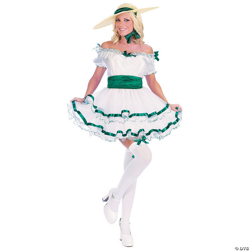 Women's Sexy Southern Belle Costume
