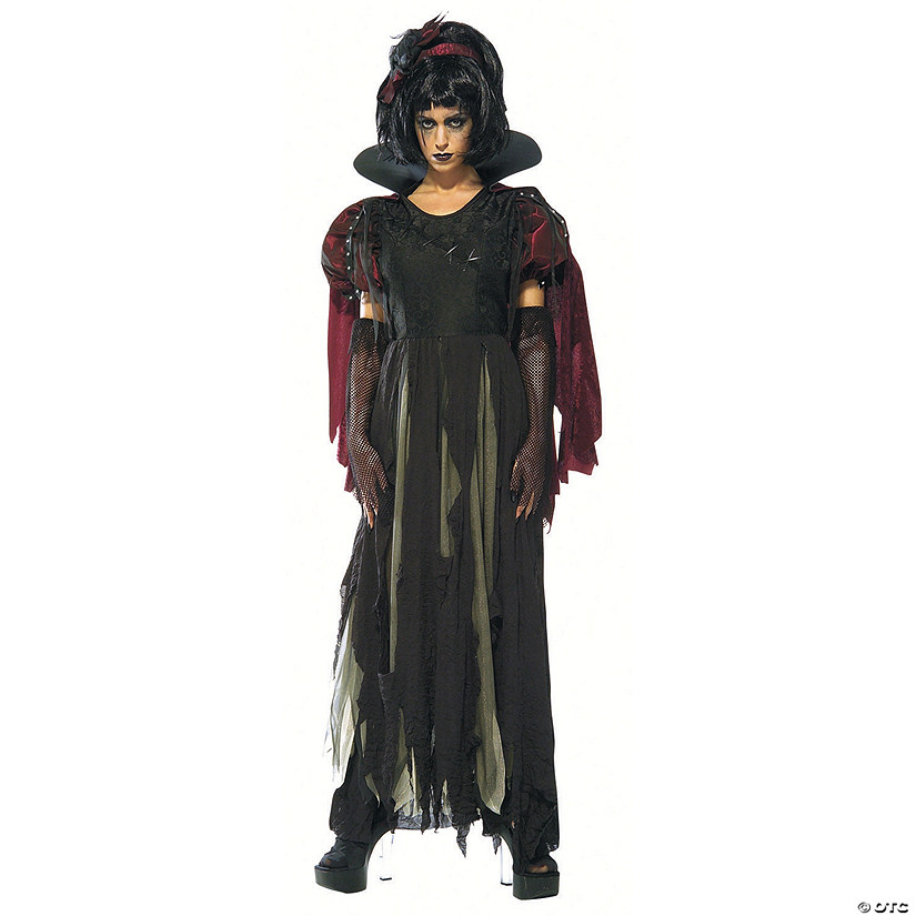 Women's Snow Fright Costume