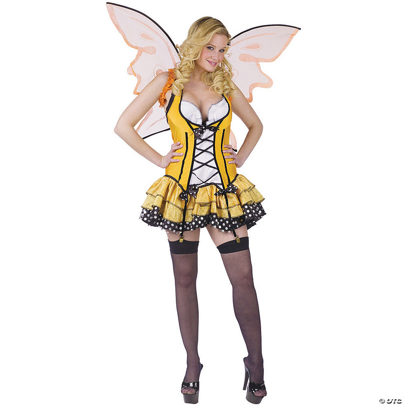 Women's Spring Butterfly Costume