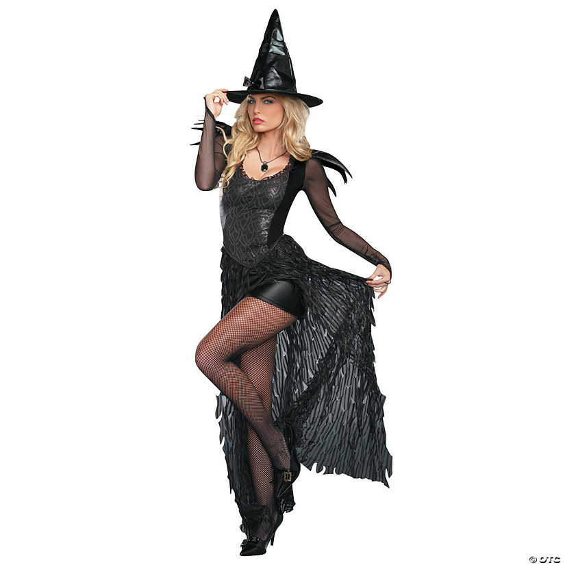 Women's Wicked Me Witch Costume
