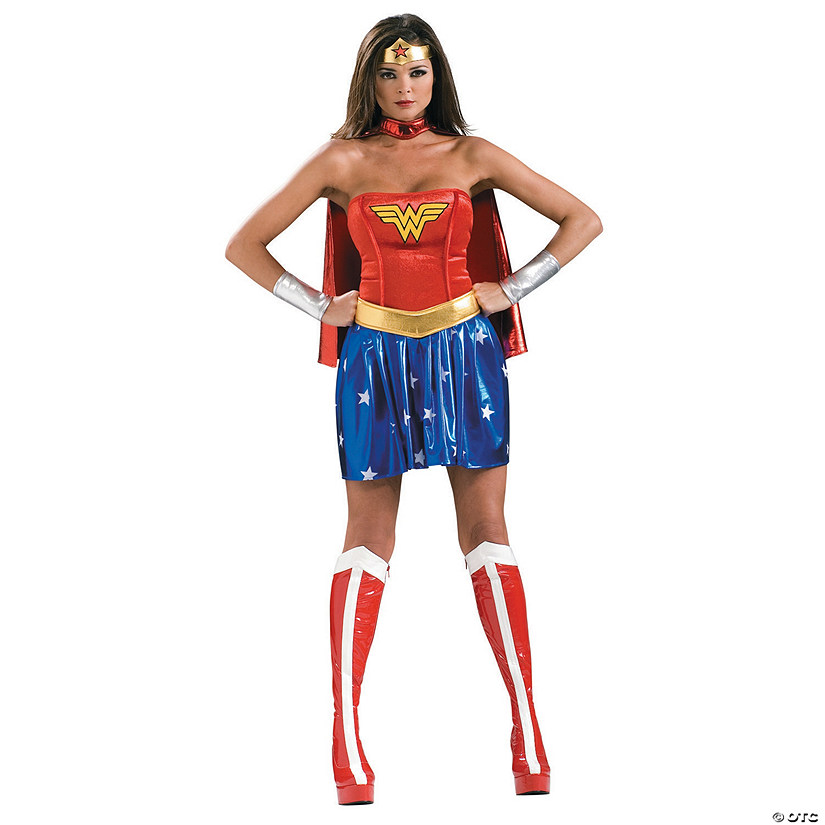 Women's Wonder Woman™ Costume
