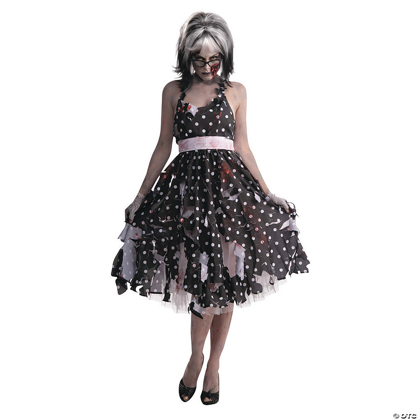 Women's Zombie Housewife Costume