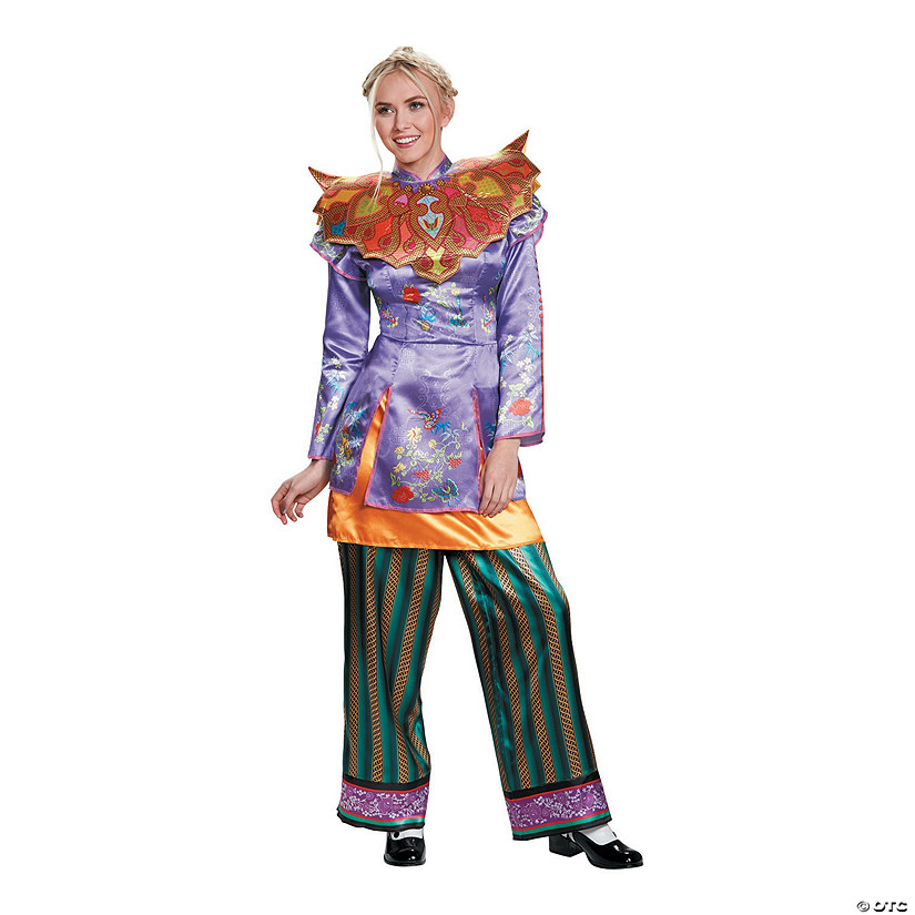 Women's Asian Alice in Wonderland Costume