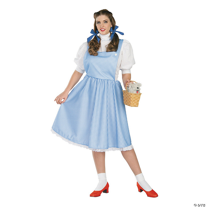 Women's Dorothy Full Cut Costume - Standard