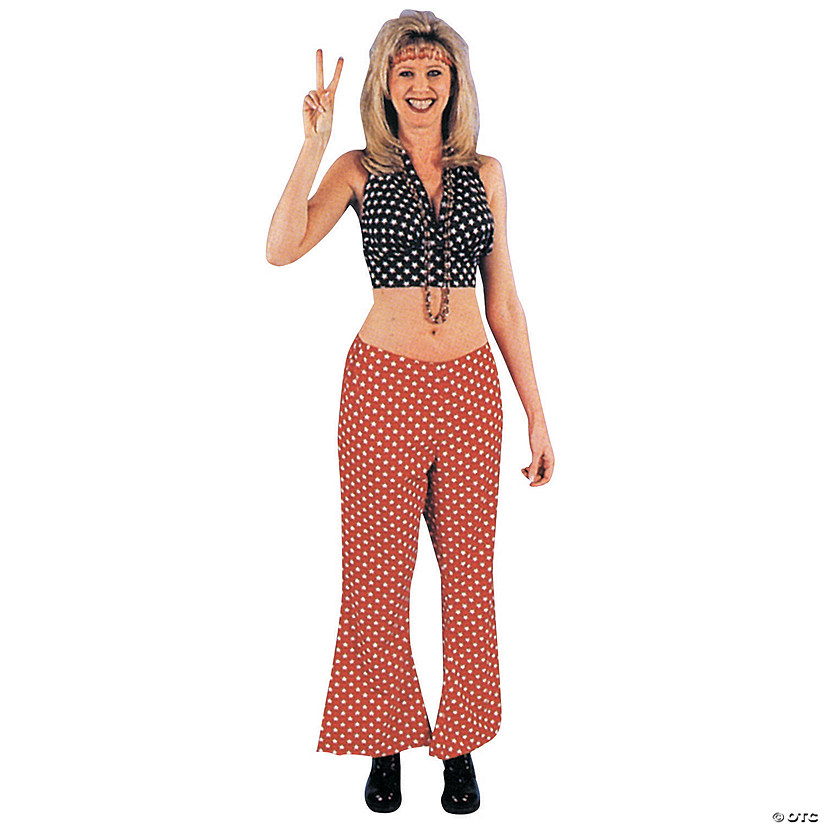 Women's Hippie Girl Costume