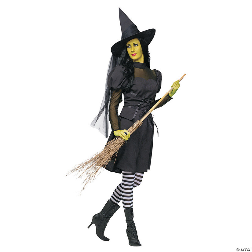 Women's Ms. Wick'd Costume - Standard