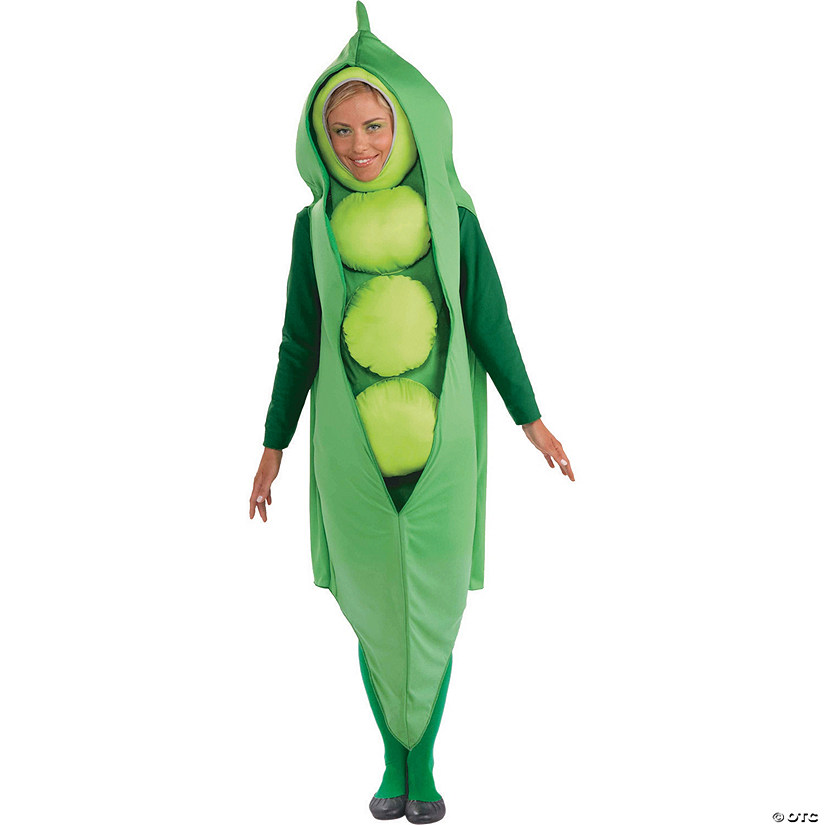 Women's Peas In A Pod Costume - Standard