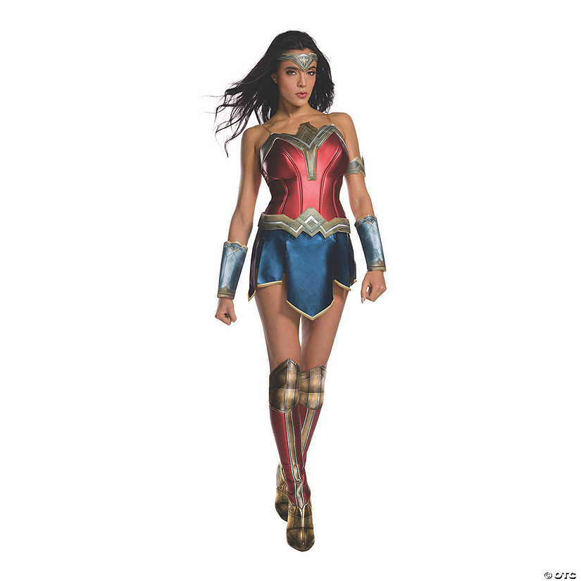 Women's Secret Wishes Wonder Woman Costume