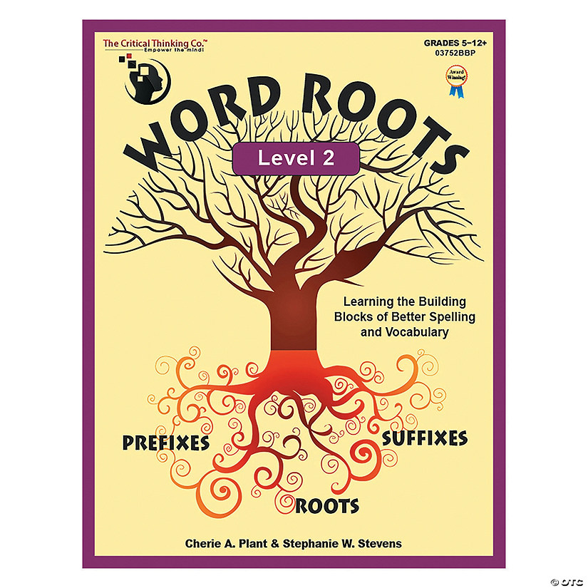 Word Roots Level 2, Grades 5-12