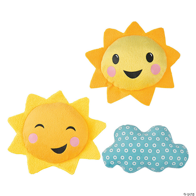 You Are My Sunshine Plush Assortment