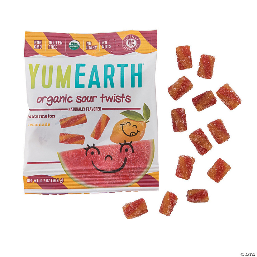 Yum Earth<sup>®</sup> Organic Sour Twists