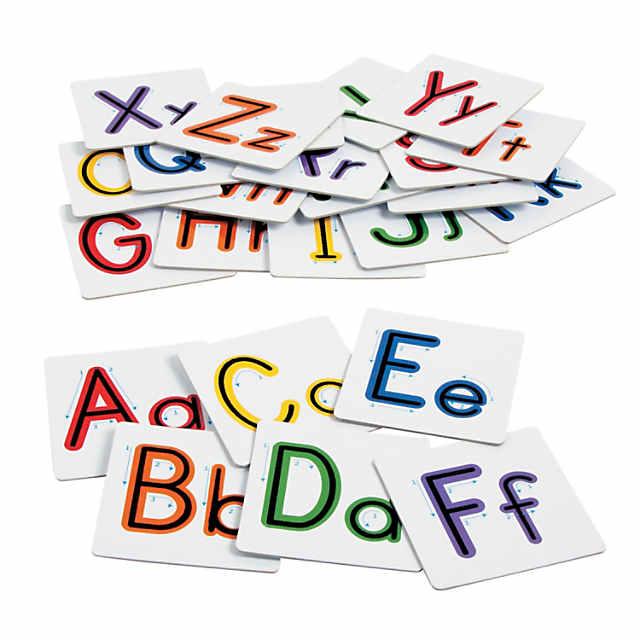 sensory-letters